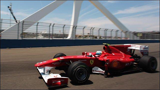 Ferrari's Fernando