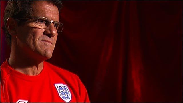 England coach Fabio Capello delighted as everybody trains