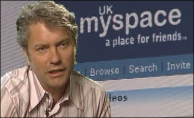 MySpace co-founder Chris DeWolfe on striking the right balance in social networking