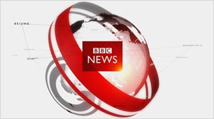 BBC News Channel player