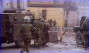 31st anniversary of Bloody Sunday