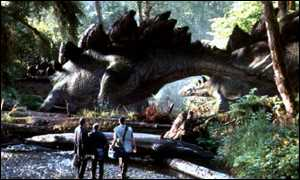 Steven Spielberg's dinosaurs are coming back