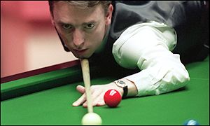 Ken Doherty will play Matthew Stevens in the quarter-finals