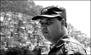 Major Antonio Carballo, Rio de Janeiro