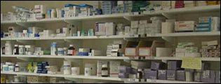 A pharmacy