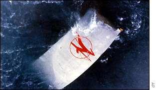 Air India crash 1985