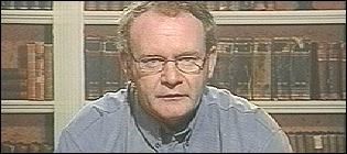 Martin McGuinness MP