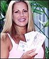 Survivor winner Charlotte Hobrough