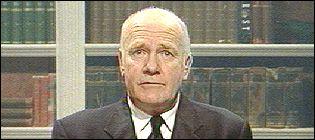 Northern Ireland Secretary, Dr John Reid