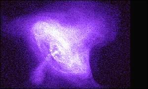 Crab nebula:
