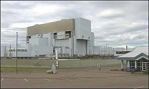 Torness power station