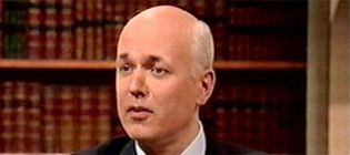 Tory leadership candidate Iain Duncan Smith