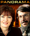 Jane Corbin and Dr Saad Al Fagih