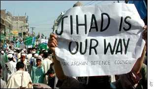 Islamic rally