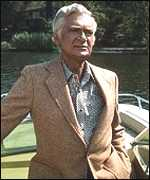 Buddy Ebsen as Barnaby Jones