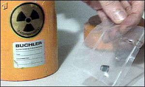 Plutonium from Russia