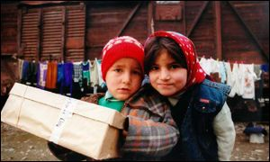 Children in Azerbaijan