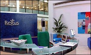 A Regus serviced office