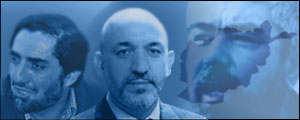 The power-sharing council is headed by Pashtun tribal commander Hamid Karzai and includes representatives of the Northern Alliance, women and exiles loyal to the former king