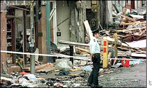 The Omagh bomb killed 29 people