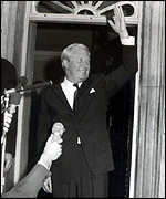 Edward Heath 1970
