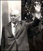 Harold Wilson 1974