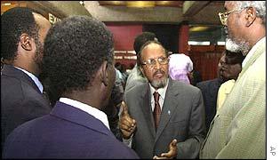 Prime Minister Hassan Abshir Farah