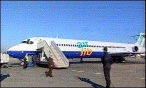 Air Lib jet