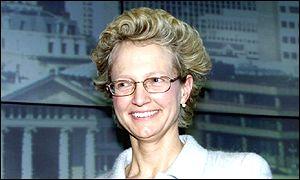 London Stock Exchange chief executive Clara Furse