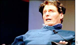 Christopher Reeve in 1996