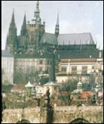 Prague, famed for its architecture