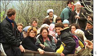 Refugees, AP