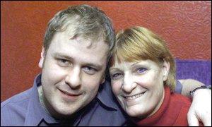 Peter Wellens and Ellen Channon