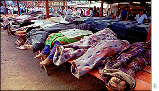 Massacre of rural people in Peru, 1993