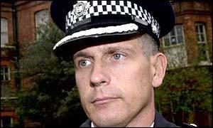 Commander Brian Paddick