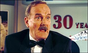Cleese will star in two major films this year