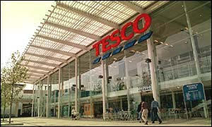 Tesco store
