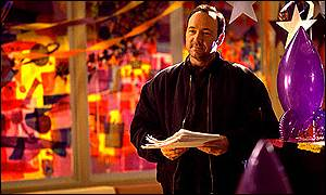 Kevin Spacey as Prot in K-Pax