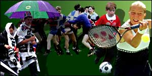 Community sport
