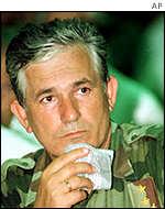 Colonel Milan Mrksic