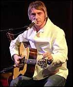 Former Jam frontman Paul Weller