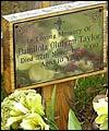 Damilola Taylor's grave