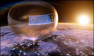 Qinetiq 1 balloon
