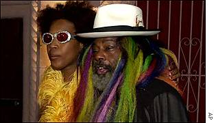 George Clinton has influenced current music stars like Macy Gray