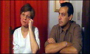 Gino and Carine Russo - the parents of Melissa, one of Dutroux's victims