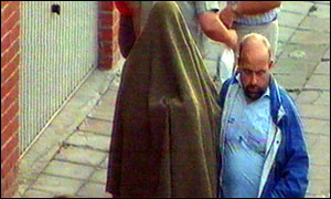 The arrest of Dutroux