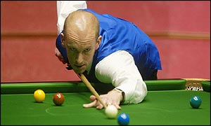 Ebdon won a thrilling Embassy final