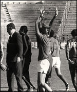 Morocco at the 1970 World Cup