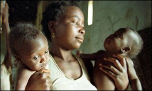 Malnutrition is associated with about half of infant deaths