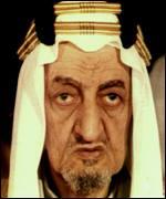 Former Saudi leader King Faysal